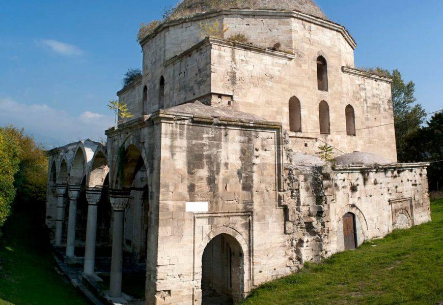 Τέμενος Μεχμέτ Μπέη Σερρών
