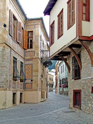 Παλιά Πόλη της Ξάνθης.