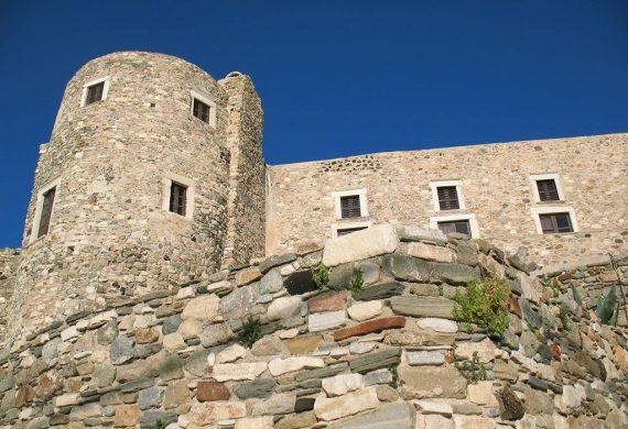 Το Ενετικό Κάστρο στη Νάκο