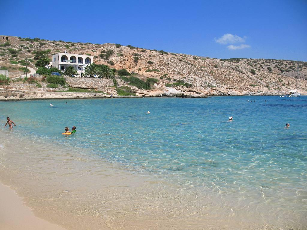 Ηρακλειά, Άγιος Γεώργιος στο λιμάνι