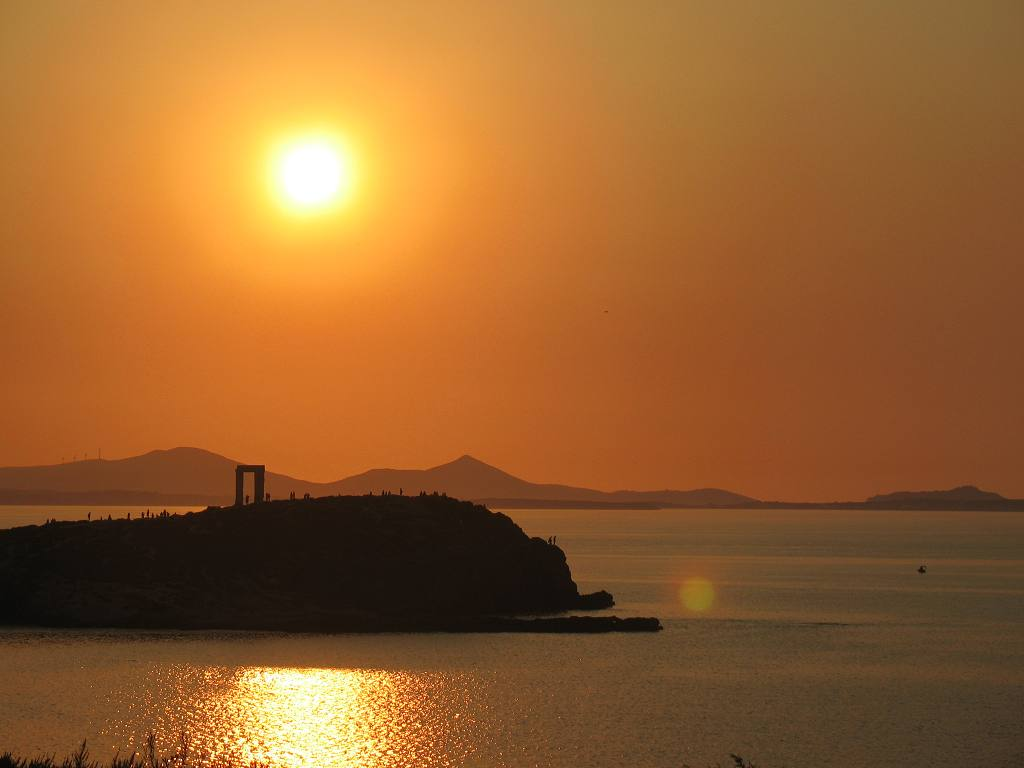 sunset-naxos