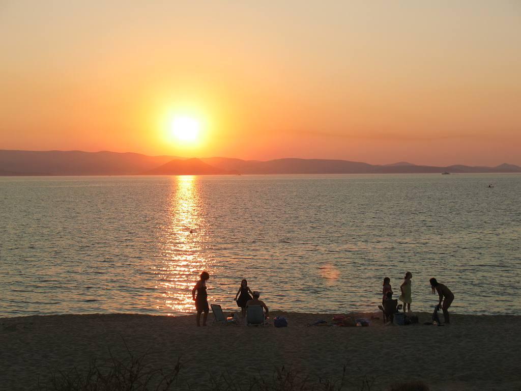 sunset-plaka