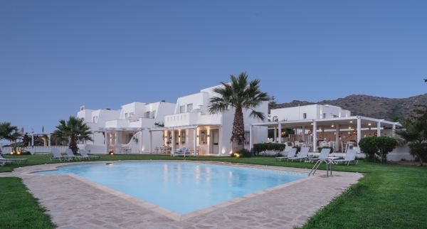 Naxos Hotel Orkos Beach
